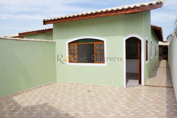 Casa Com 3 Dorms, Bopiranga, Itanhaém - R$ 239 Mil, Cod: 329 - V329