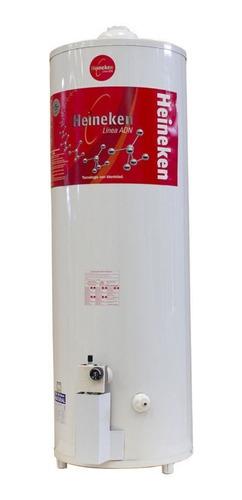 Termotanque multigas Heineken ADN AP-120 blanco 120L