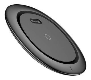 Carregador Sem Fio Indução Qi Baseus iPhone 8, X, Xs Samsung