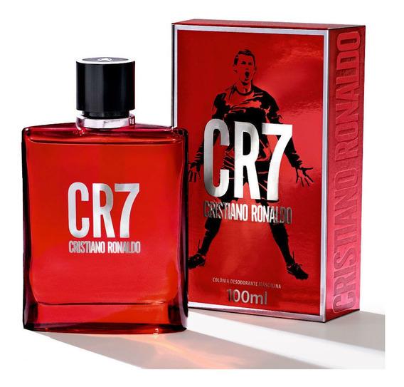 Cr7 Desodorante Colônia Masculina Jequiti 100 Ml