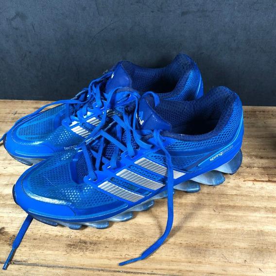 Tênis adidas Springblade 9.5(41) Original Americano Azul