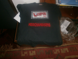 Indio Solari Remera Original De Merchandising Junin 2011