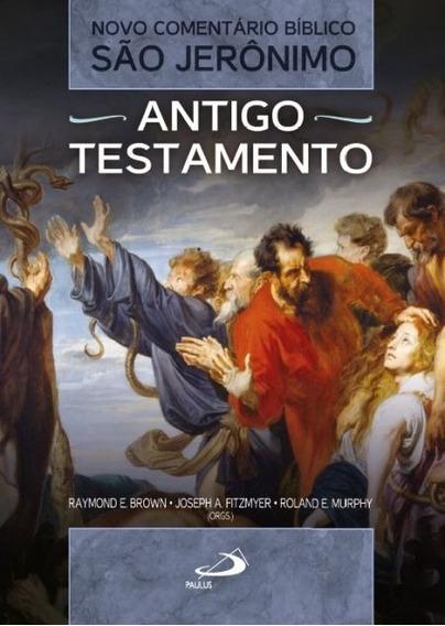Novo Comentário Biblico Novo Testamento S.jerônimo Paulus