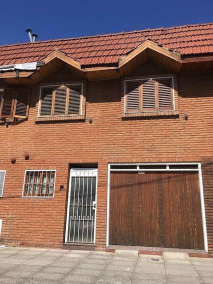 Duplex 4 Ambientes Con Patio Y Garage
