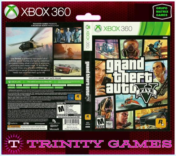 Gta V Xbox360 Jogo Para Download Da Live Xbox