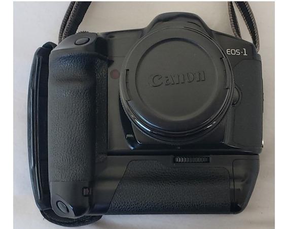 Canon Eos-1 - Câmera De Filme