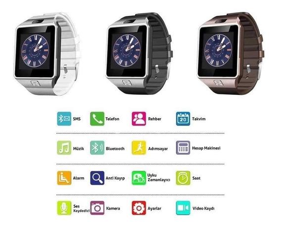 Smartwatch Dz09-6 Colores El Mejor Precio La Mejor Promocion