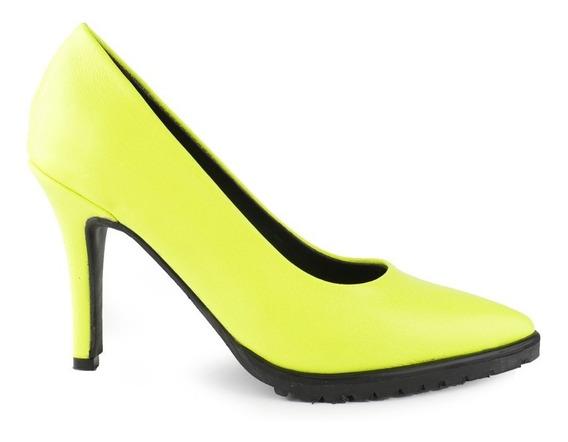 Zapatos Stilletos De Mujer De Cuero Vacuno Yuba - Ferraro