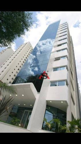 Conjunto, 61 M² - Venda Por R$ 850.000,00 Ou Aluguel Por R$ 3.800,00/mês - Paraíso - São Paulo/sp - Cj0634