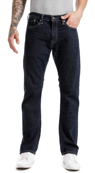 Jeans Denizen® 236 Hombre Azul Petróleo Slim Taper Deckard