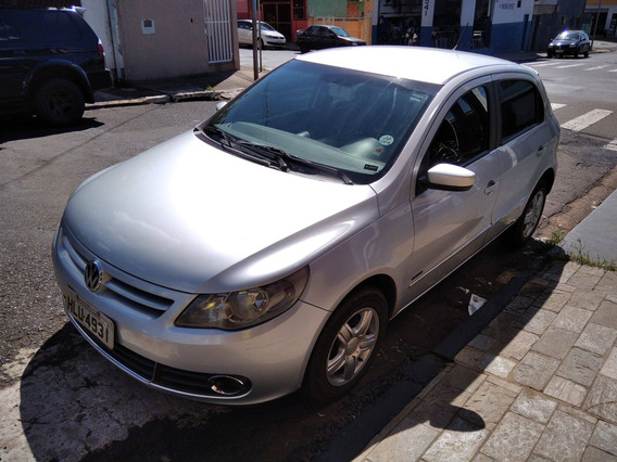 Volkswagen Gol Power 1.6 Prata 2010