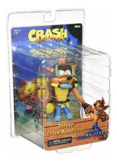 Crash Bandicoot Con Equipo De Buceo Scuba Gear Neca Toylover