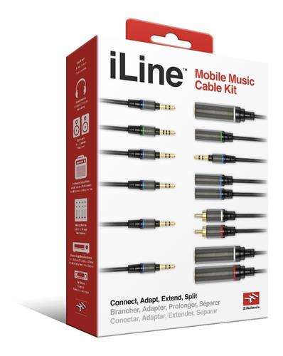 Kit De Cables De Audio Ik Multimedia Iline - Oddity