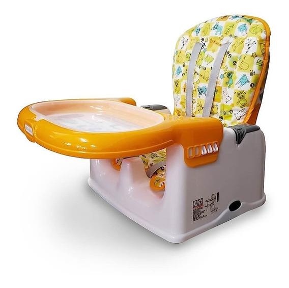 Silla Booster De Comer Para Bebe Mega Baby Portatil Creciend