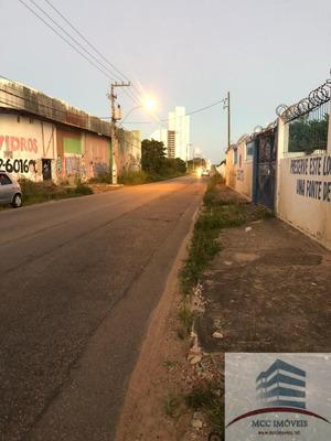 Terreno A Venda Em Ponta Negra