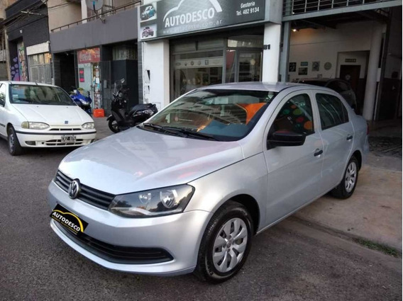 Voyage 1.6 Trendline 2015 Gnc Impecable Estado! Autodesco