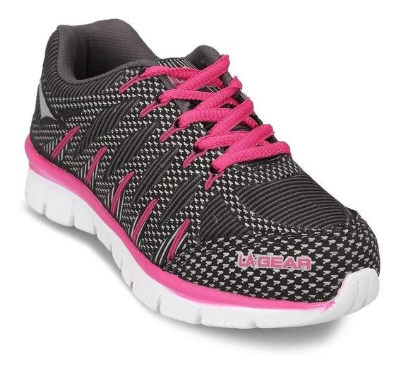 Zapatillas Mujer L.a Gear Peak (law-05482)