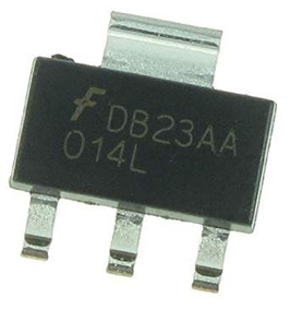 Smd Ndt014l 100 Pçs/lote 60 V 2.8a Sot223 Mosfet Canal N-p