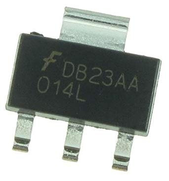 Smd Ndt014l 60 V 2.8a Sot223 Mosfet Canal N-p