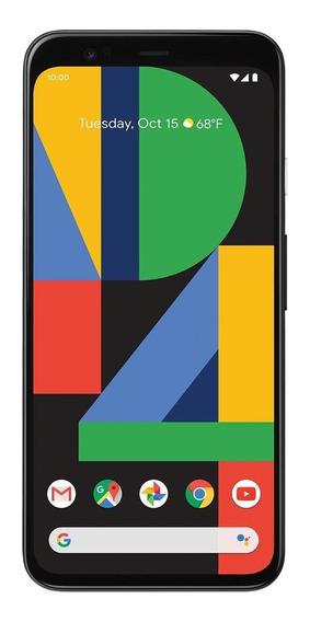 Google Pixel 4 XL Dual SIM 64 GB Just black 6 GB RAM