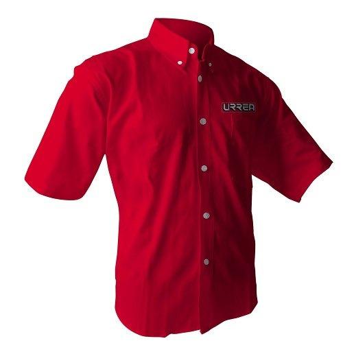 Camisa Roja Manga Corta Talla Ch Camc201c Urrea