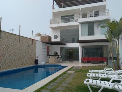 Casa De Playa En Pulpos