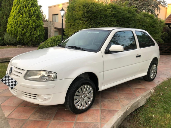 Gol Power 1.4 2014 Aire/direccion Segundo Dueño Impecable !