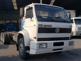 Vw 12.140 H 96 Truck Chassi