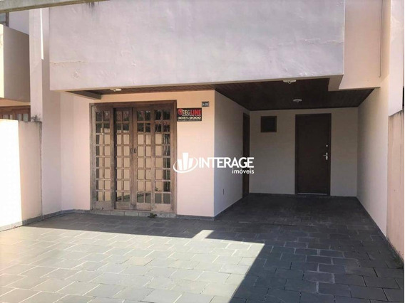Sobrado Com 3 Dormitórios Para Alugar, 117 M² Por R$ 1.600/mês - Campina Do Siqueira - Curitiba/pr - So0223