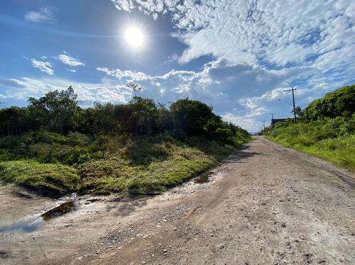 Terreno Em Itanhaém - Medindo 307m² - Ter068