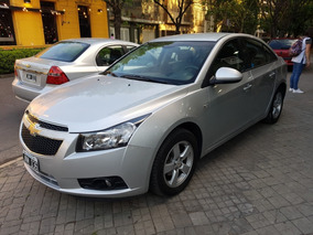 Chevrolet Cruze 1.8 Lt Mt 4 P Impecable Estado