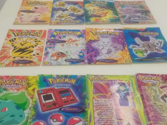 Postales Pokemon Navarrete Nintendo X Unidad