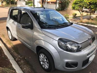 Fiat Uno 1.4 Evolution 2015 Mais Completo Da Categoria