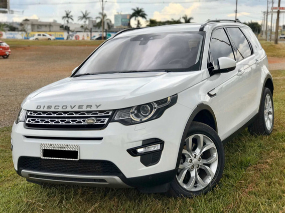 Land Rover Discovery Sport 2.0 Si4 Hse 5p 2016