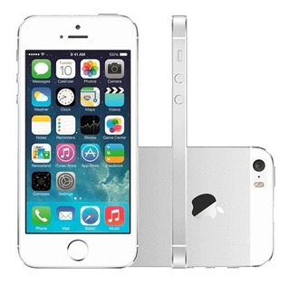 iPhone 5s Apple 16gb, Tela 4, Ios 8, Touch Id, 3g/4g