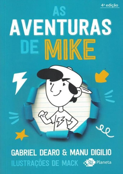 As Aventuras De Mike - 4ª Ed