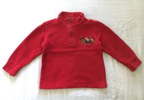 Sudadera Polo Ralph Lauren! Roja. Niño 4 Años. + Regalo