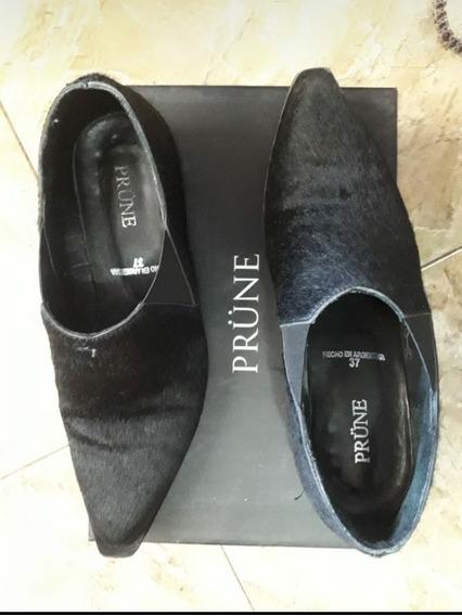 Botinetas Prune - Semi Nuevas