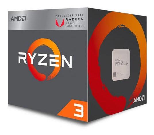 Processador Para Jogos Ryzen 3 2200g