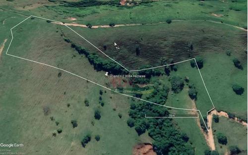 Área 20.000m² Próximo Do Centro De Guaratinguetá - Te1799