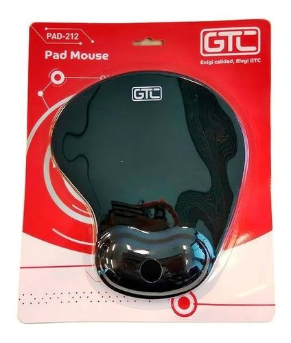 Imagen 1 de 3 de Mouse Pad Con Gel Ergonómico Apoya Muñeca Antideslizante