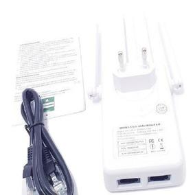 Repetidor De Sinal Wi-fi/ Router/ Ap 4 Antenas 2800m