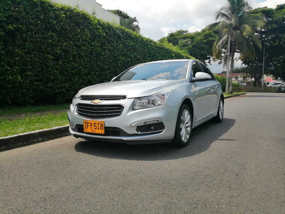 Chevrolet Cruze 2016 1.8 Ls