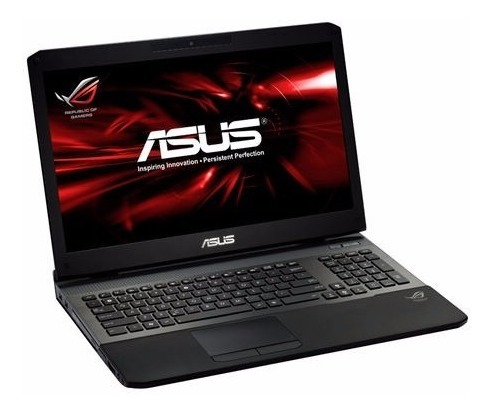 Notebook Gaming Asus Rog G75vx I7-3630qm 2.4hz 17.3