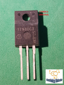 17n80c3 Fet 17n80 C3 Original Novo To220
