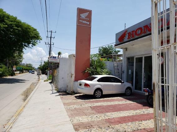 Renta Local Comercial Por Llano Largo