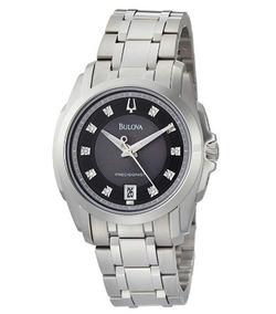 Relógio Bulova Masculino Precisionist Preto/diamante 262 Khz