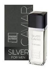 Perfume Masculino Silver Caviar - Paris Elysees 100 Ml