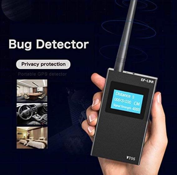 Detector De Cameras Escutas Gsm/rastreador/wi-fi/wirelles