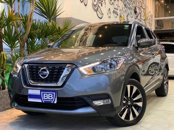 Nissan Kicks Sl 1.6 2017 Automatico 41.000km